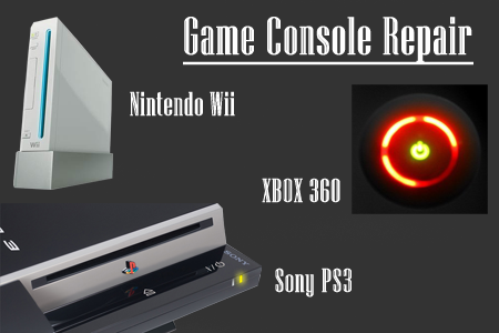 Game Console Repair Service
