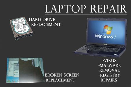 Computer Service, Laptop Repair